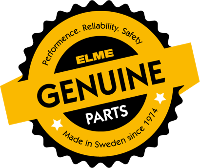 Elme Genuine Parts logo